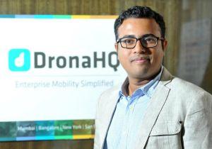 Jinen Dedhia Co-founder DronaHQ