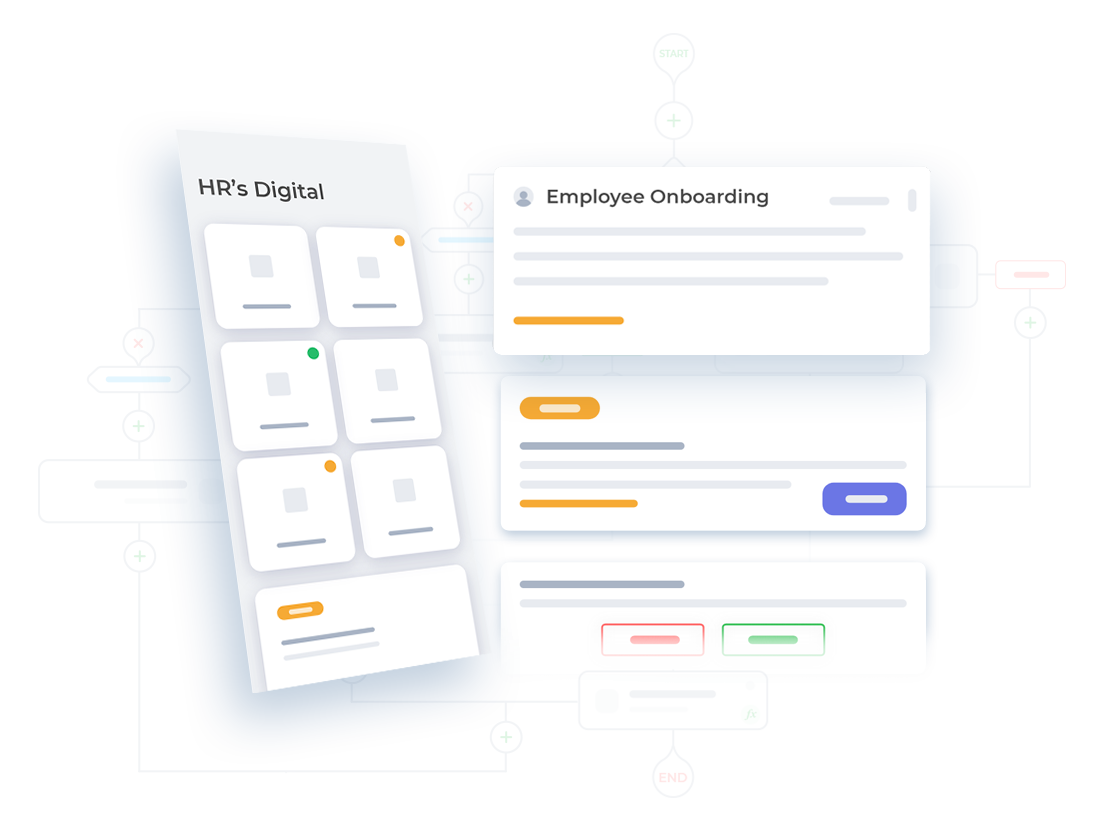 Digitize and streamline your HR processes