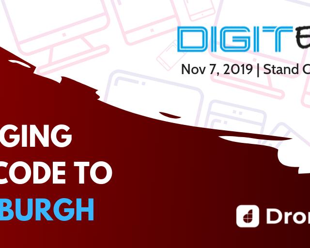 No code platform at DigitExpo UK