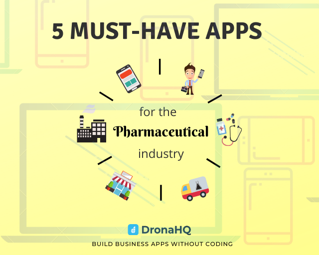 Must have apps for the pharma companies
