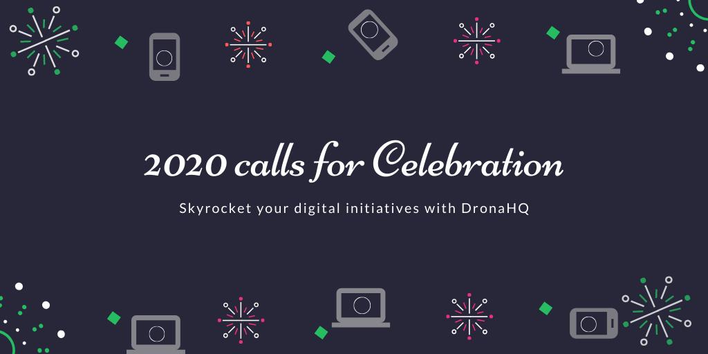 2020 plans and 2019 milestones