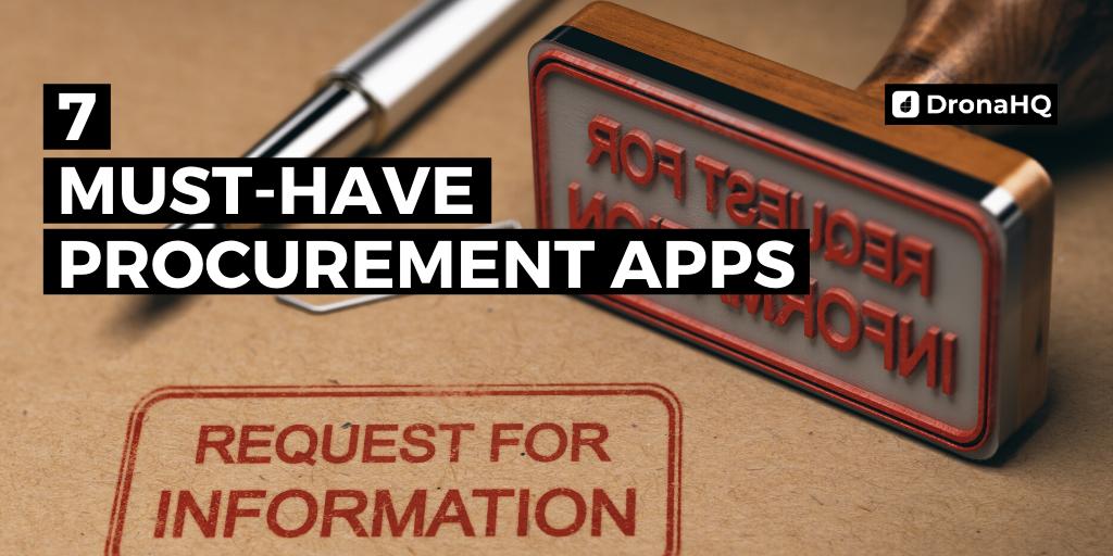 procurement apps