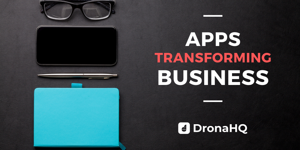 apps transforming business