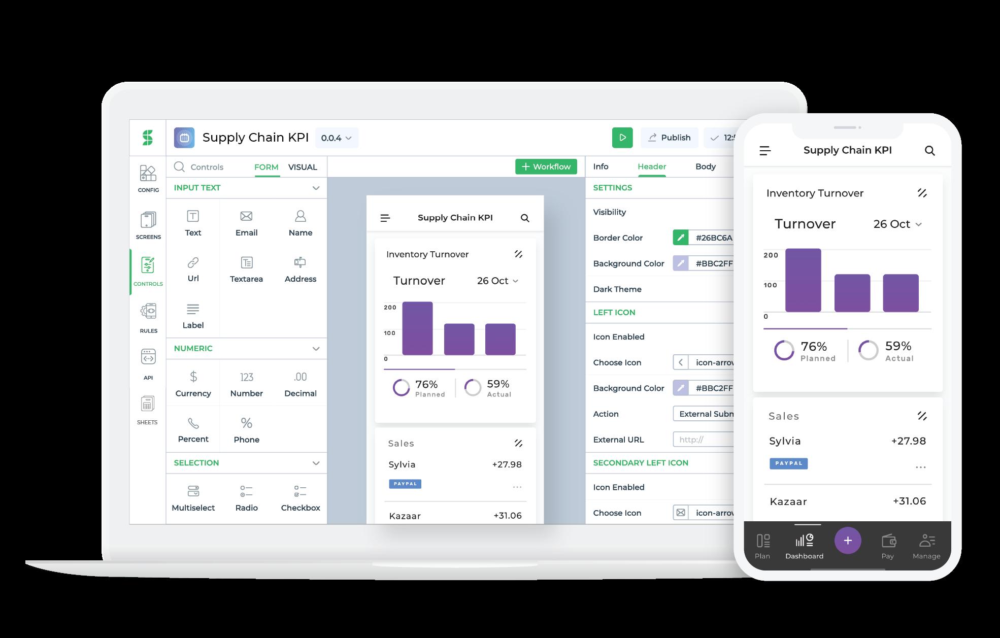 Procurement App_Supply Chain KPIs