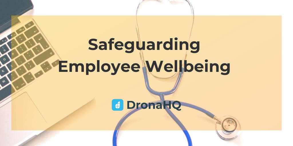 employee wellbeing app