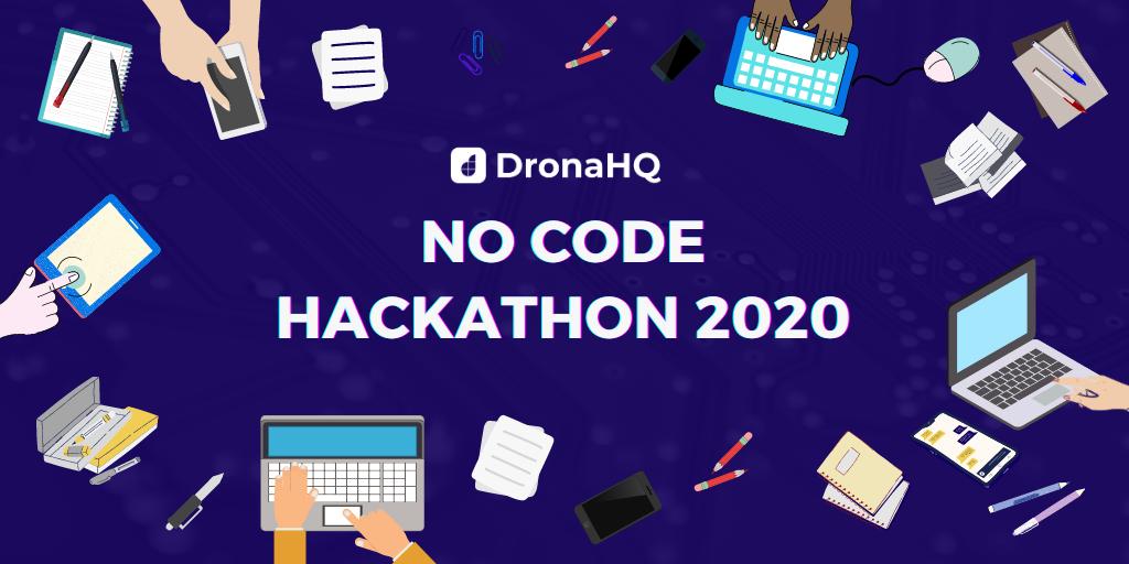 No-code hackathon