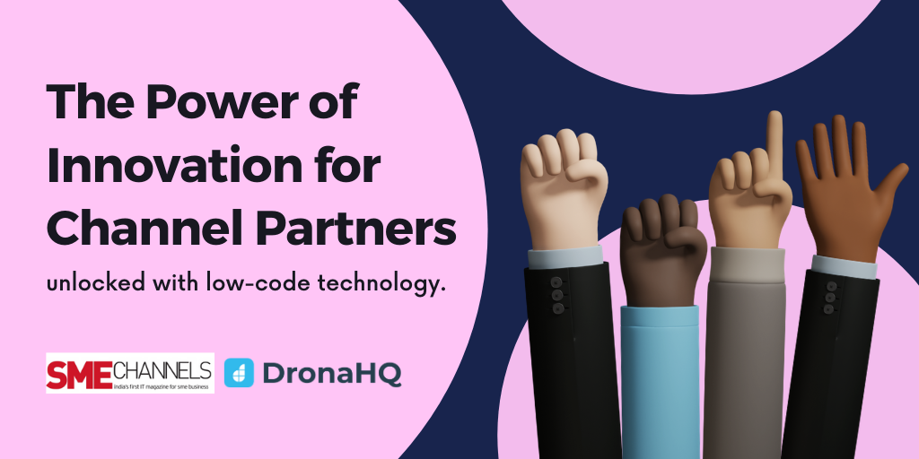 channel partners low code sme