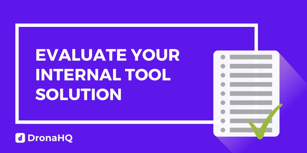 evaluate internal tools