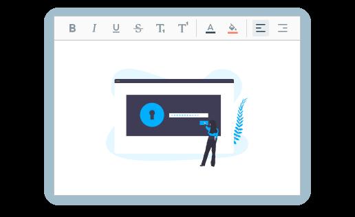 pdf creator password protected
