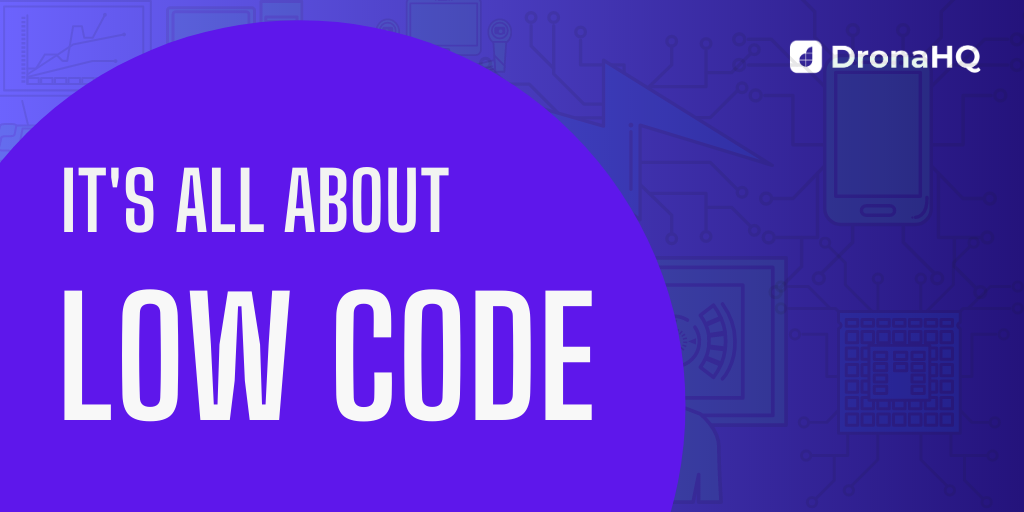 what is low-code