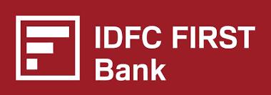 idfc first bank logo