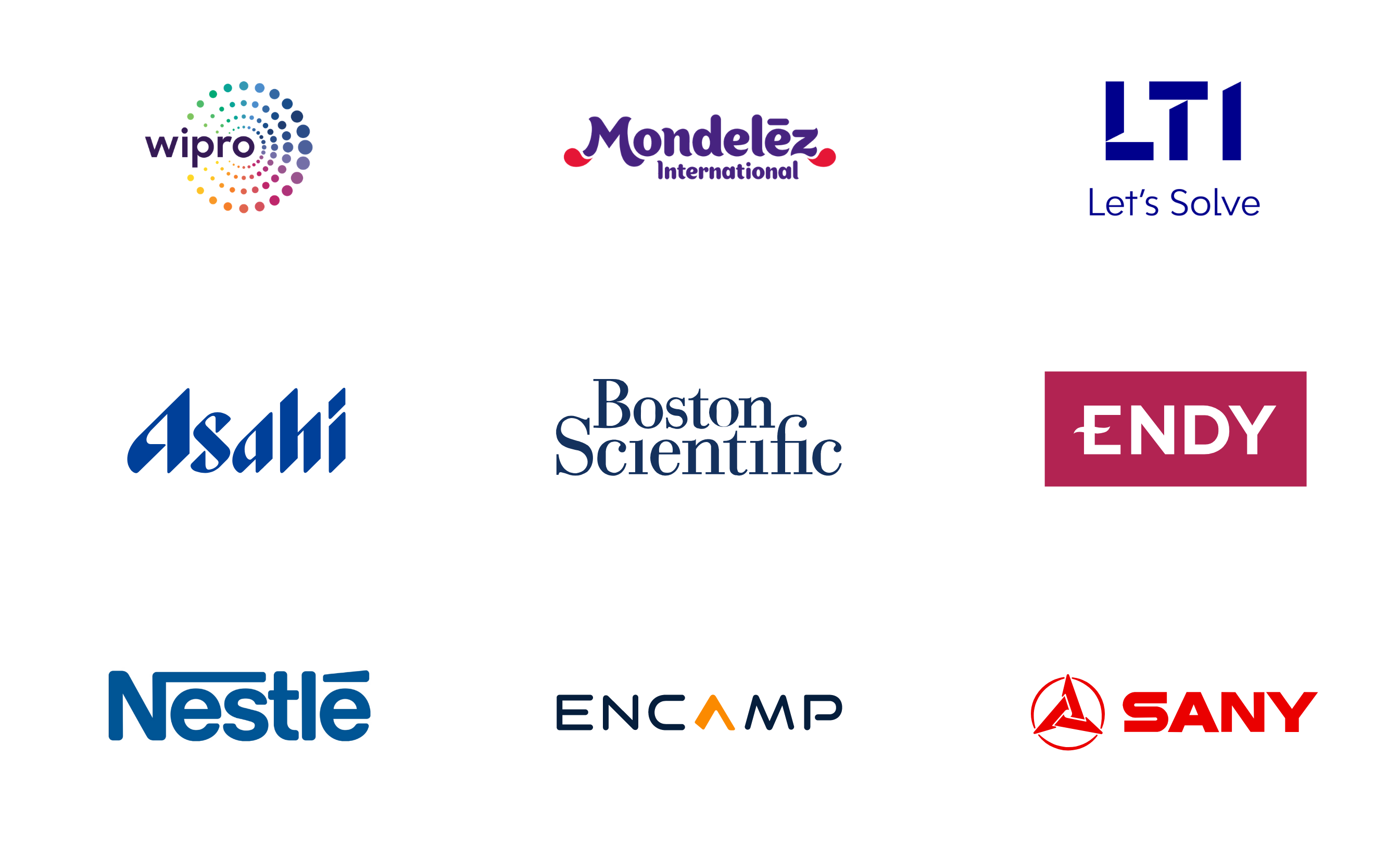 DronaHQ Customer Logos