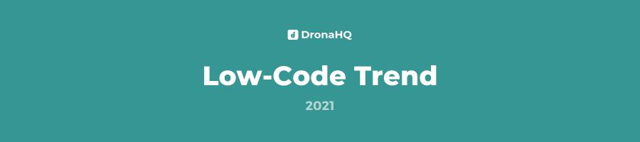 low code trends