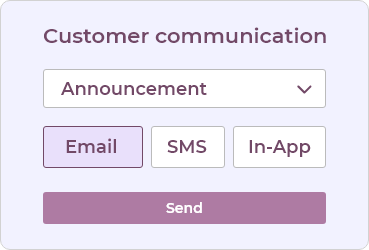 Email Communication Tool